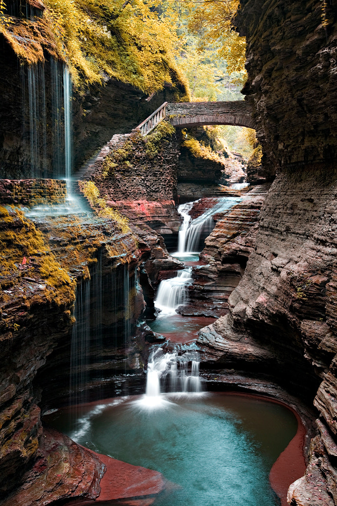 Photograph Watkins Glen by Jonathan Eger on 500px