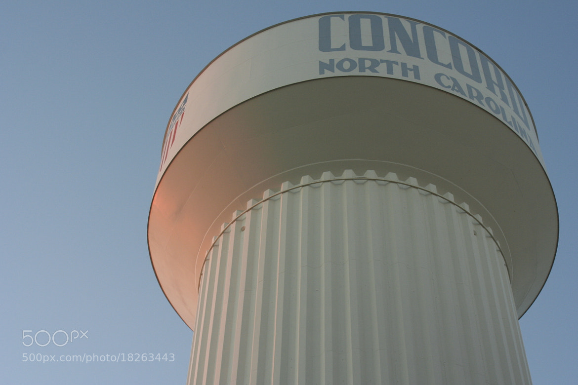 Photograph Concord Water Tower by Caleb McKnight on 500px