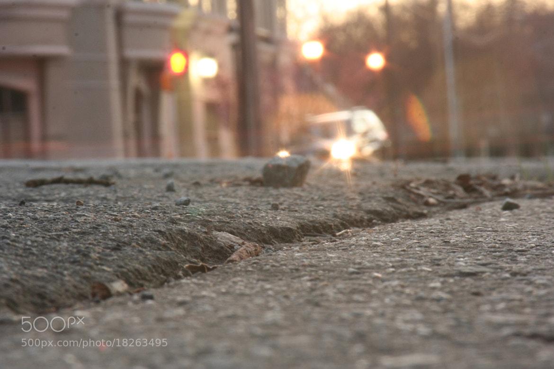 Photograph Pavement by Caleb McKnight on 500px