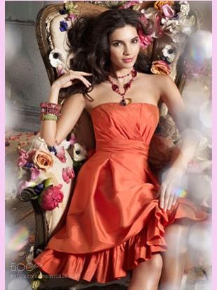 Photograph Bridesmaid Dress by Anna Bruce on 500px