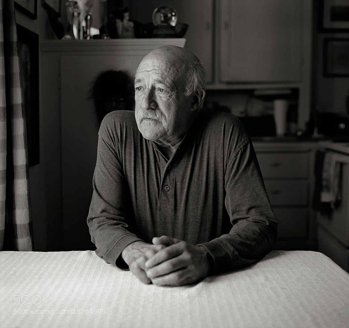 Photograph Portrait of my Father, California by Austin Granger on 500px