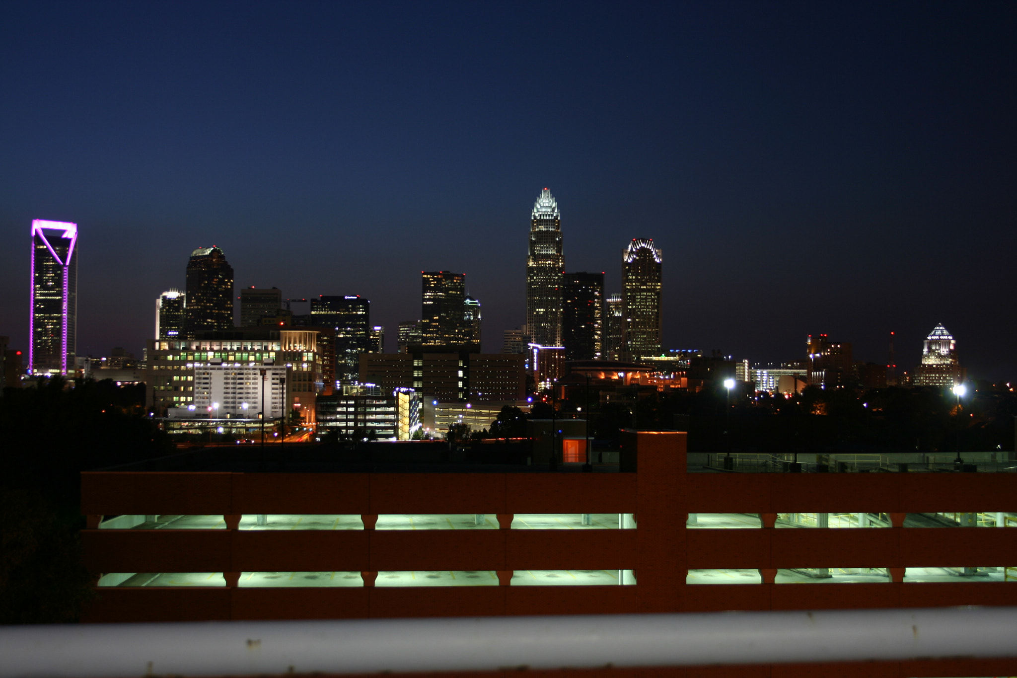 Photograph Queen City by Caleb McKnight on 500px