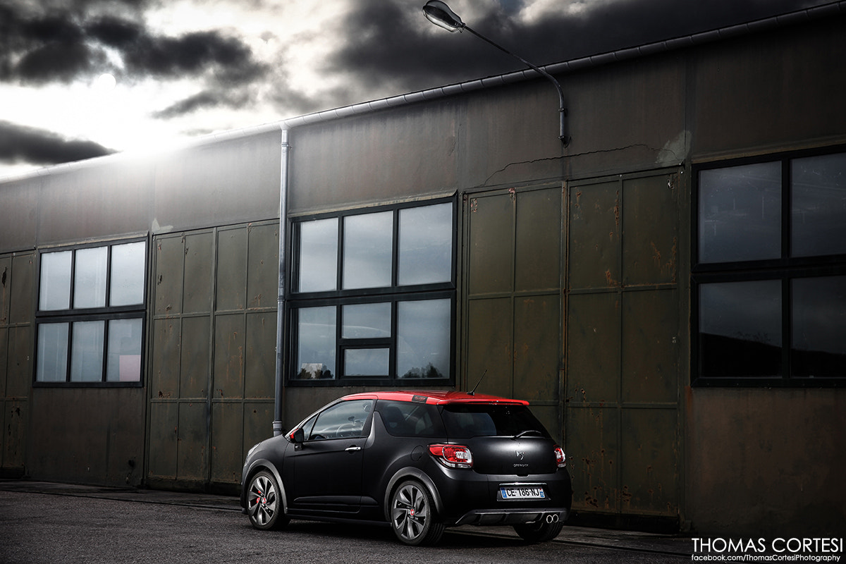 Photograph Citroën DS3 R Loeb Edition by Thomas Cortesi on 500px
