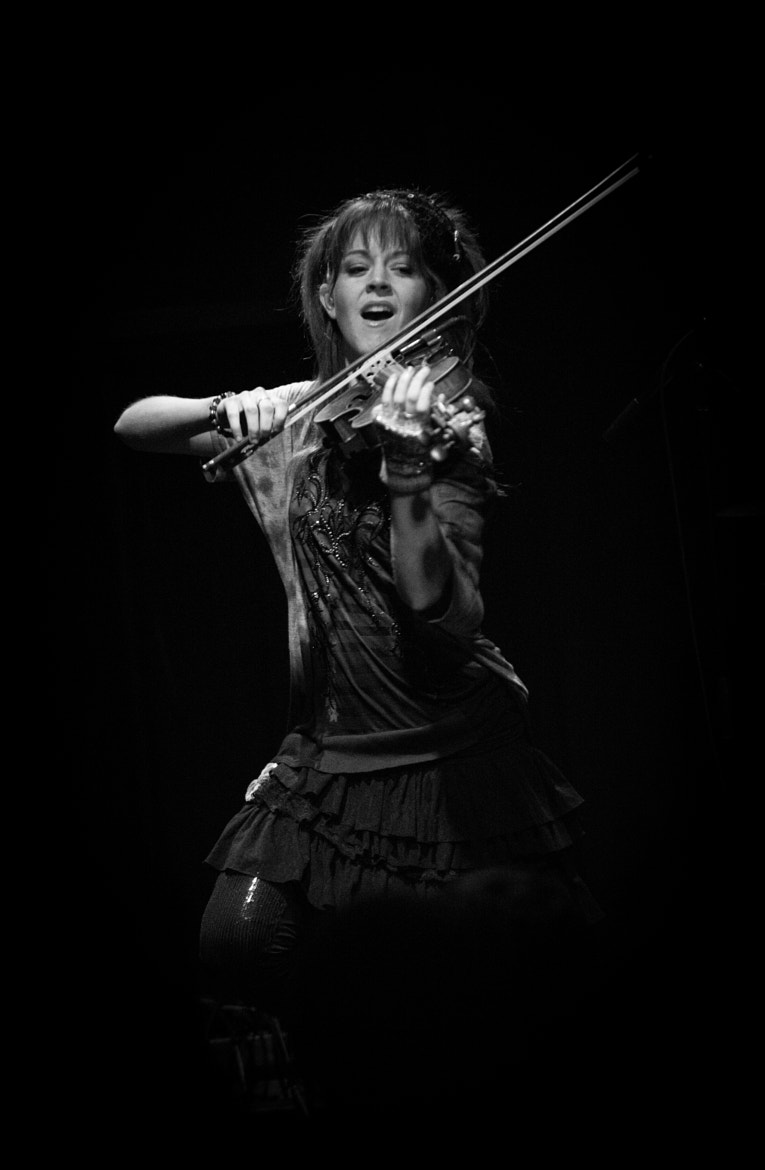 Photograph Lindsey Stirling III by Mark Gvazdinskas on 500px