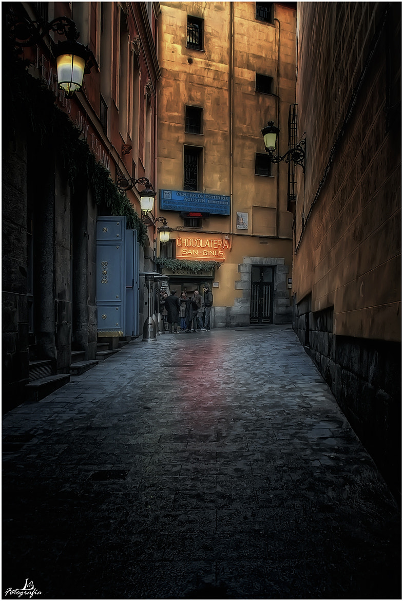 Photograph Walking around Madrid (Spain) VII Series by Manuel Lancha on 500px