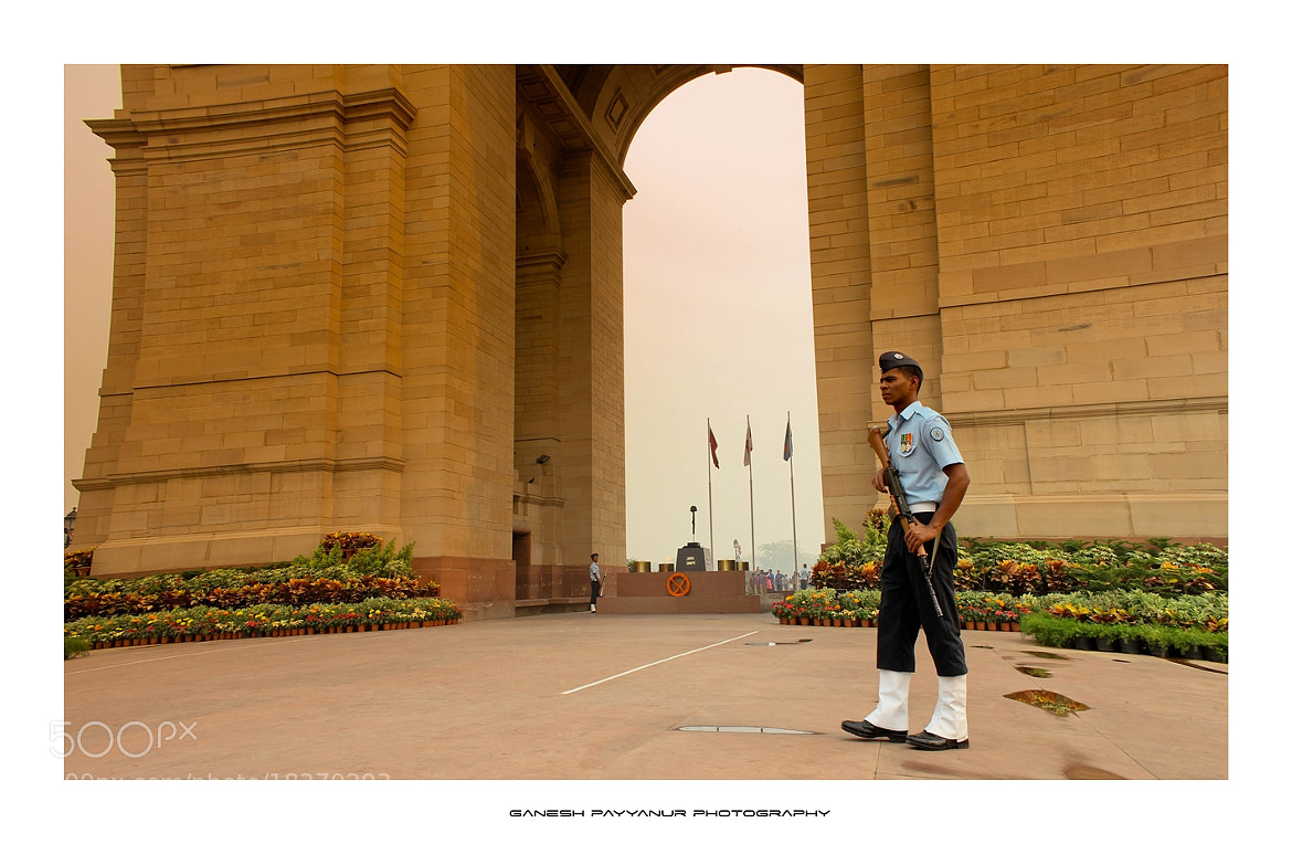 Photograph India Gate by Ganesh Payyanur on 500px