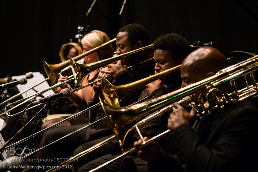 Photograph Big Band Bones by Gerry Walden on 500px