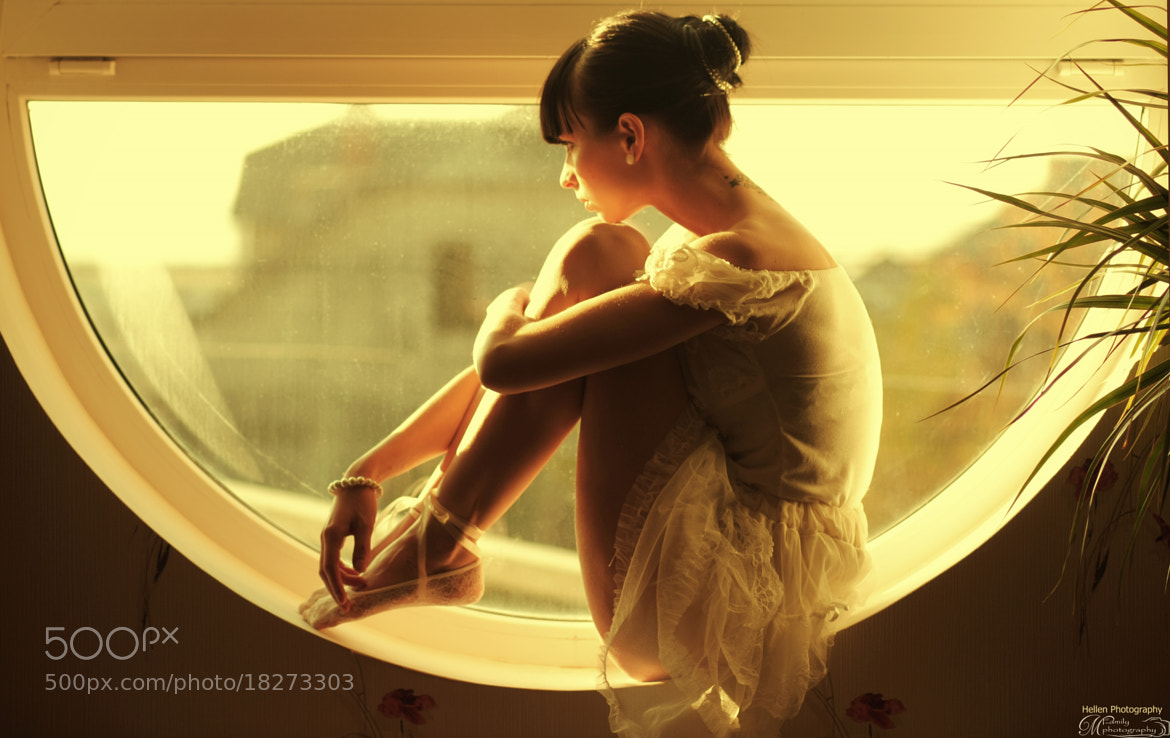 Photograph ballerina by Hellen Photographer on 500px