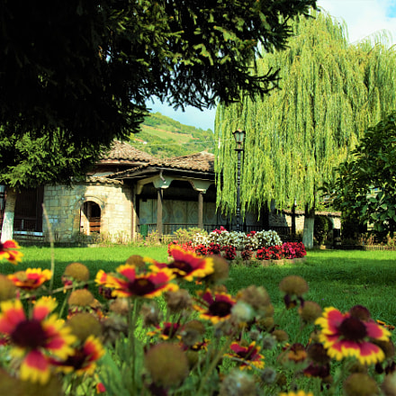 Garden of Harabati Tekke