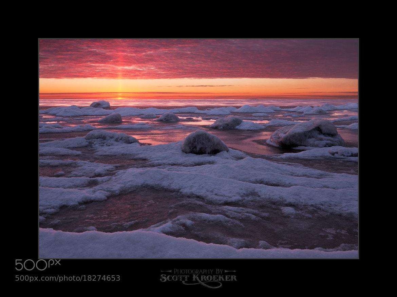 Photograph Fire & Ice II by Scott Kroeker on 500px