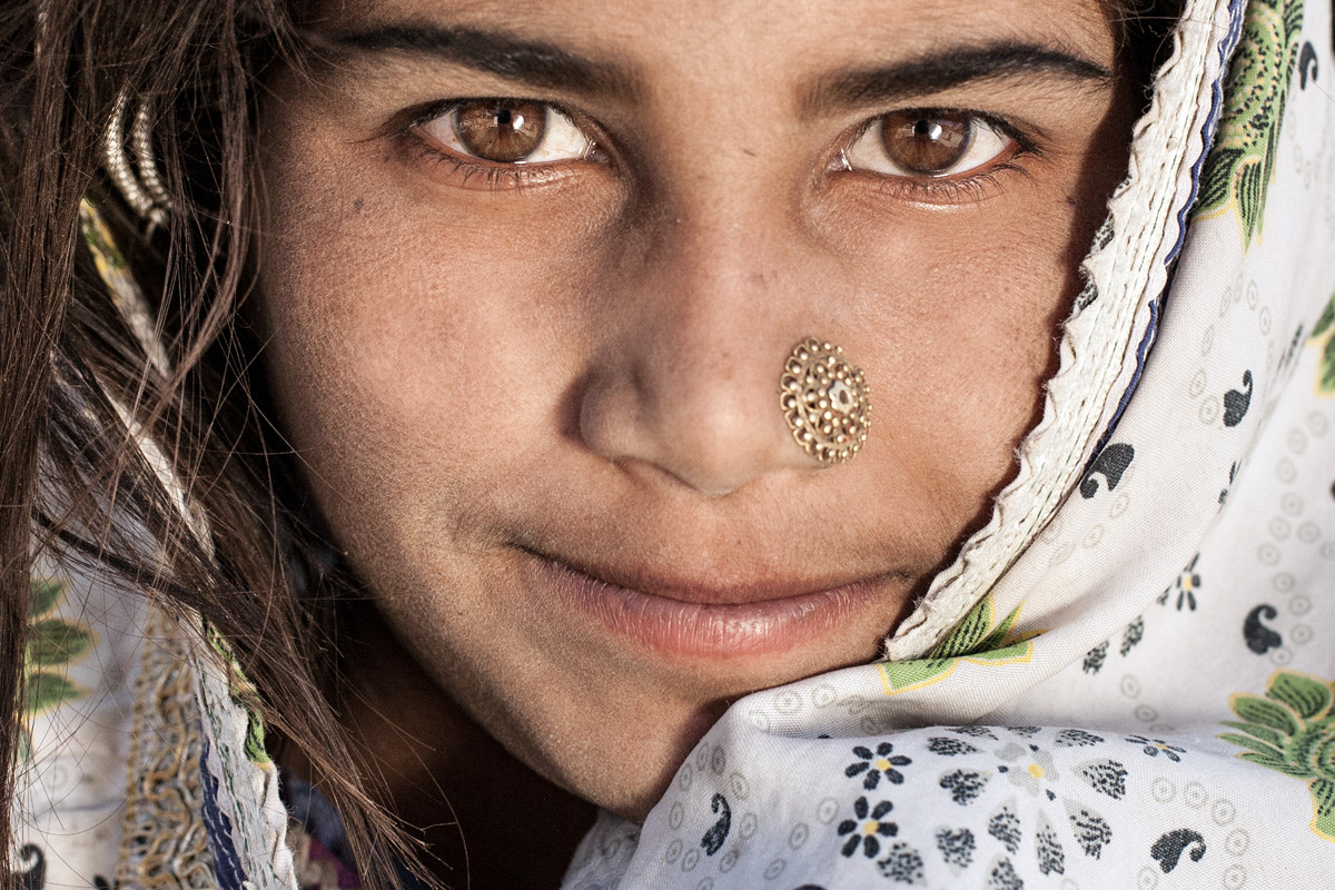 Photograph In her eyes by Philippe CAP on 500px