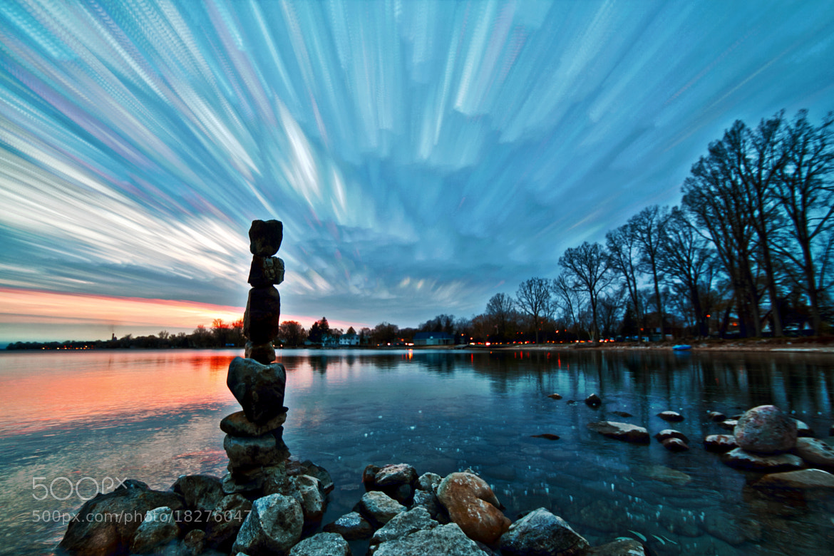 Photograph Stacking Rocks and Photos by Matt Molloy on 500px