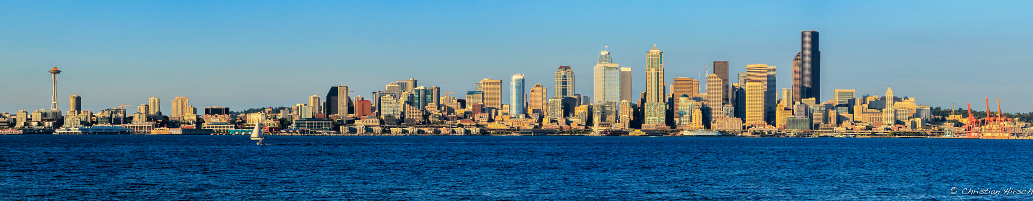 Photograph seattle skyline by Christian Hirsch on 500px