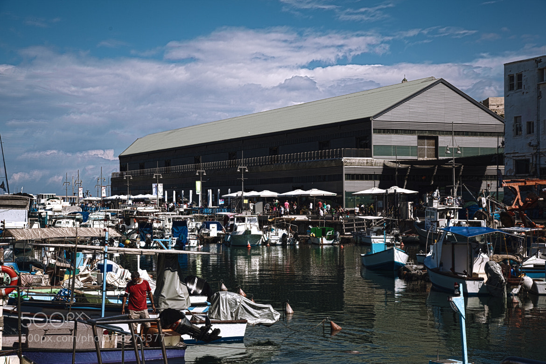 Photograph Jaffa Harbor by Uri Baruch on 500px