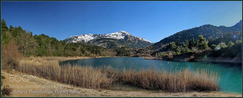 Photograph The lake by Sotiris Papadimas on 500px
