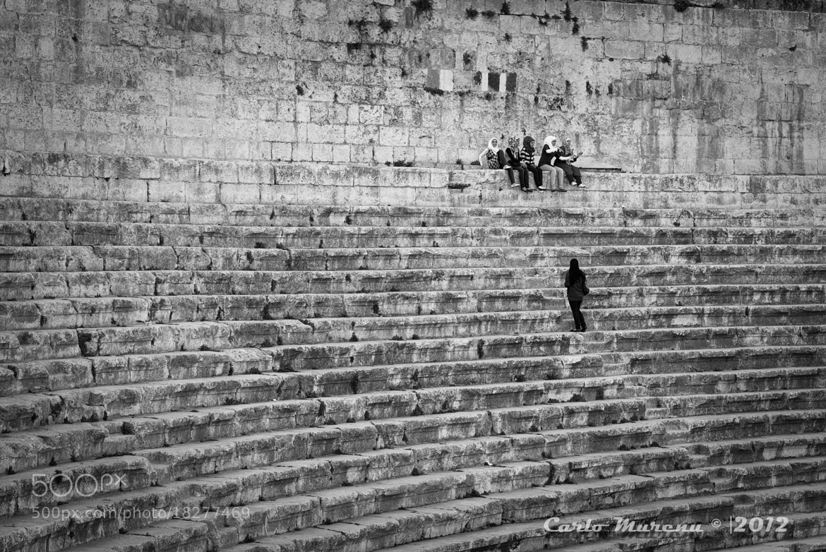 Photograph Youth in Amman by Carlo Murenu on 500px