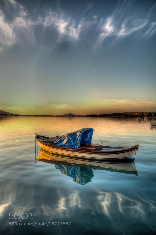 Photograph A boat by Nejdet Duzen on 500px