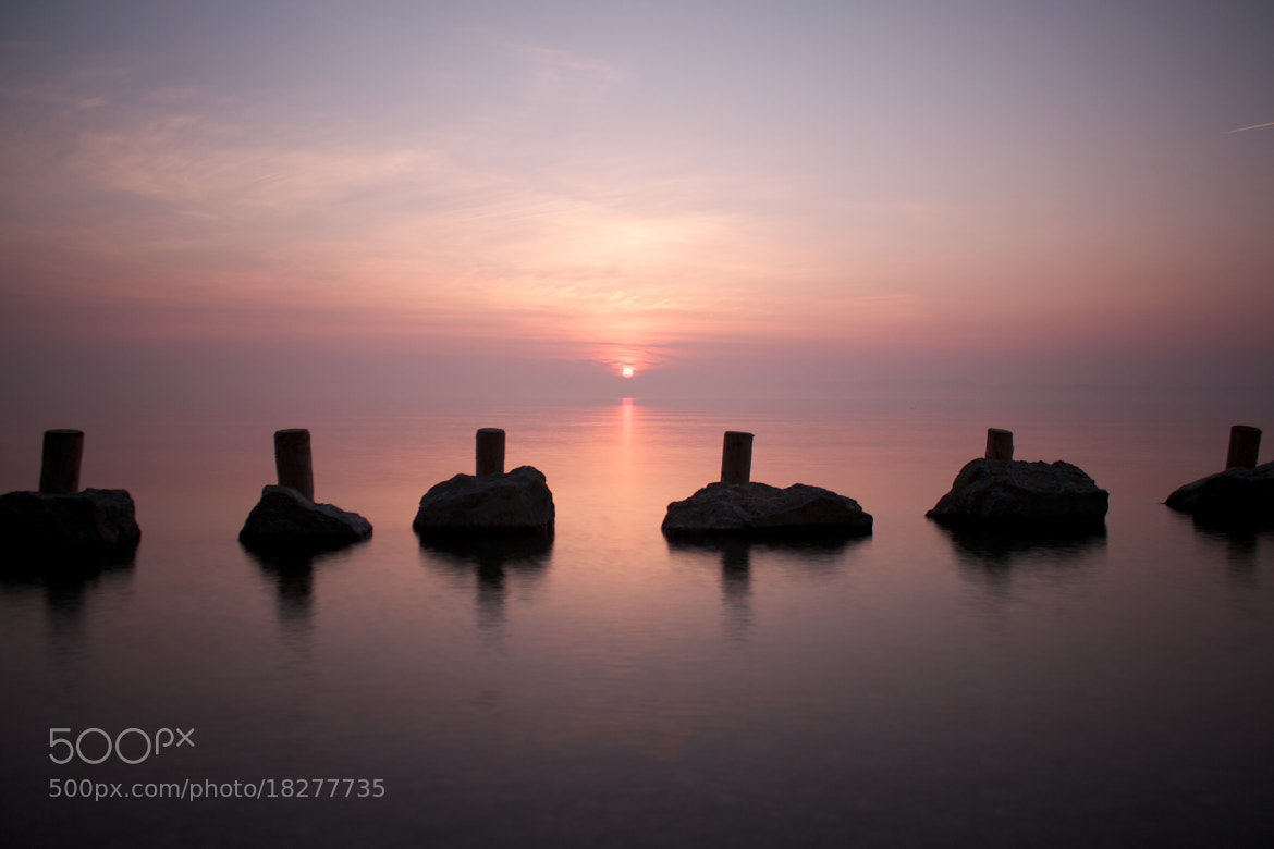 Photograph SUN between ROCK by Stojak Nikola on 500px