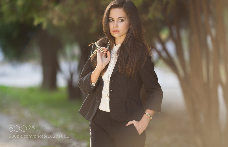 Photograph MODEL: VERA SIMONOVA by Olga Vislotskaya on 500px