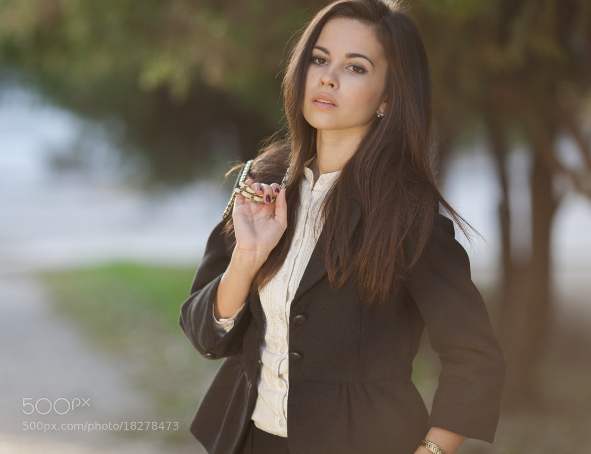 Photograph MODEL: VERA SIMONOVA by Olga Vislotskaya on 500px