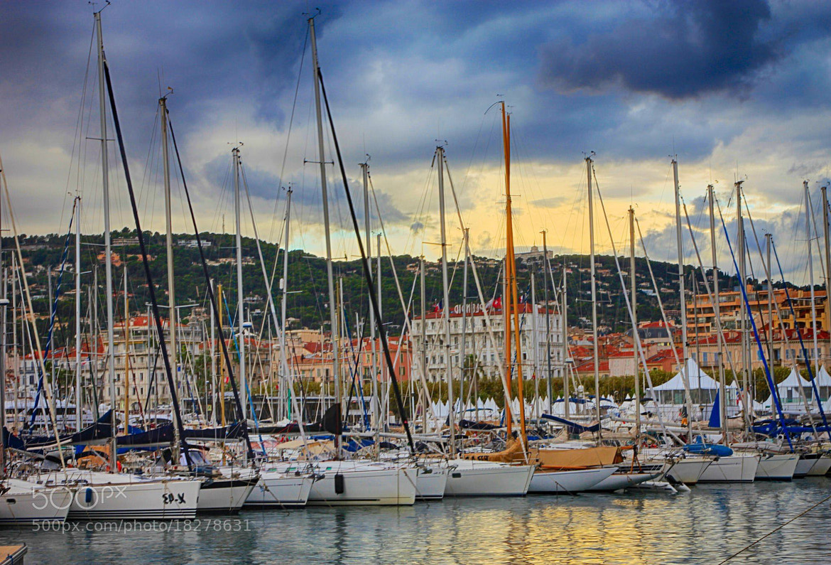Photograph Cannes by Romina Kutlesa  on 500px
