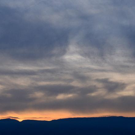 Panorama massif de la Chartreuse et de l'Epine