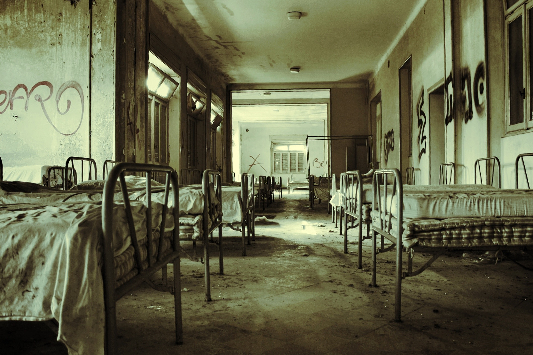 Photograph The Dormitory by Sara S. on 500px