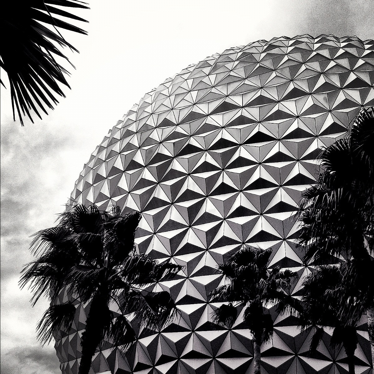 Photograph Architecturte in Epcot! by Majed Aldeeri on 500px