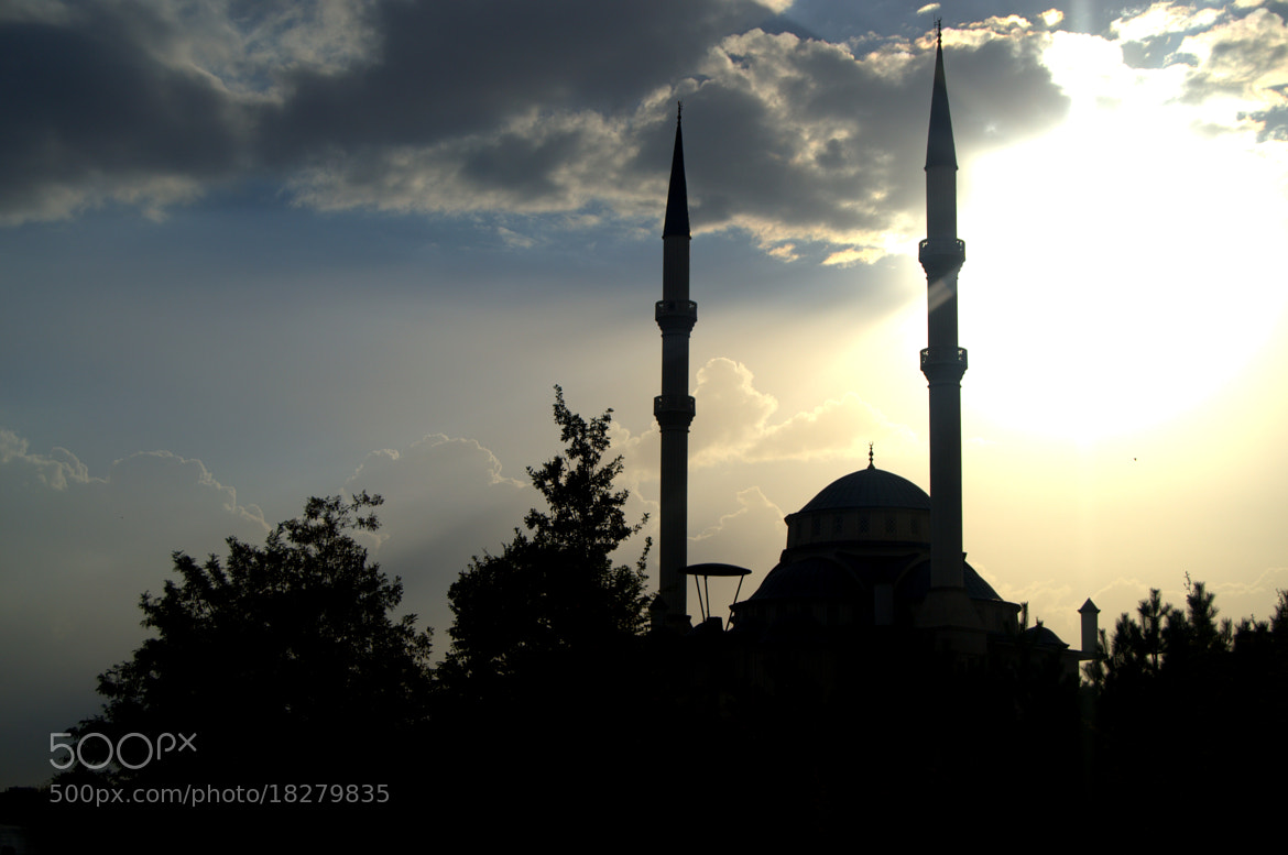 Photograph Mosque by İbrahim ÜRÜKER on 500px