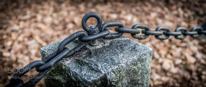 Photograph Chained by Petri Damstén on 500px