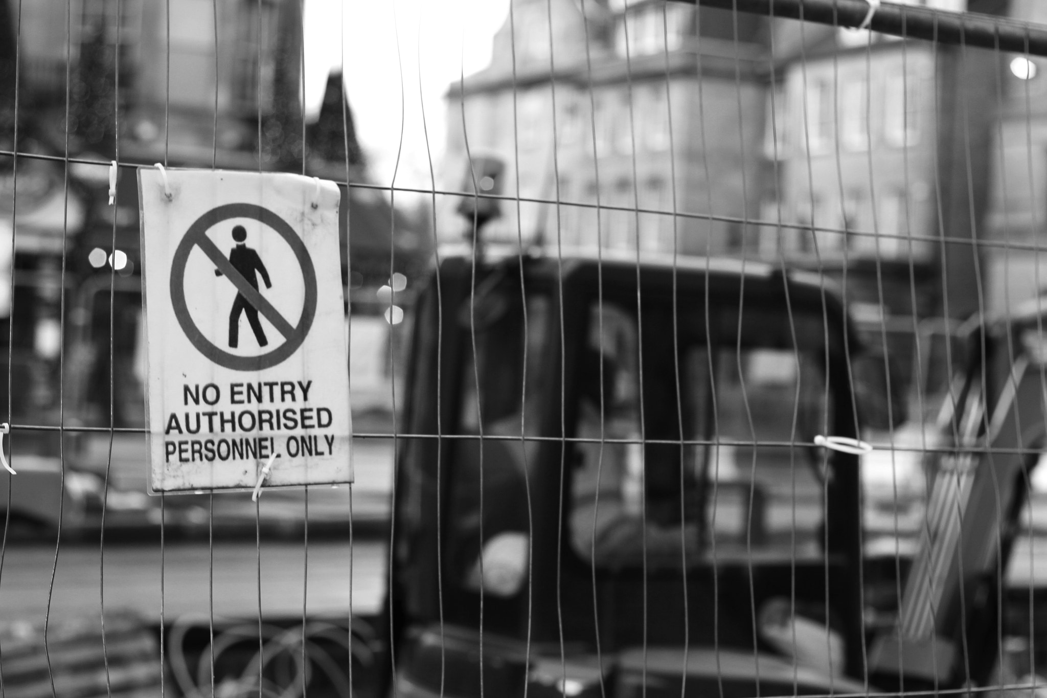 Photograph Authorised Personnel Only by Gordon Foley on 500px