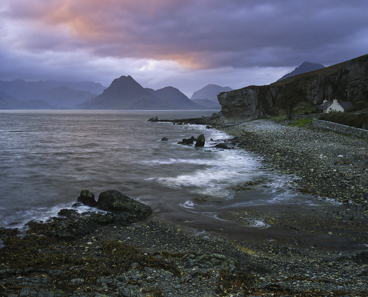 Photograph Elgol Gloaming by Ian Cameron on 500px