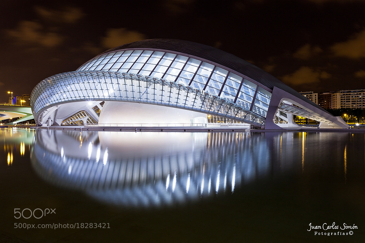 Photograph El ojo de mi ciudad (The eye of my city) by Juan Carlos Simón on 500px