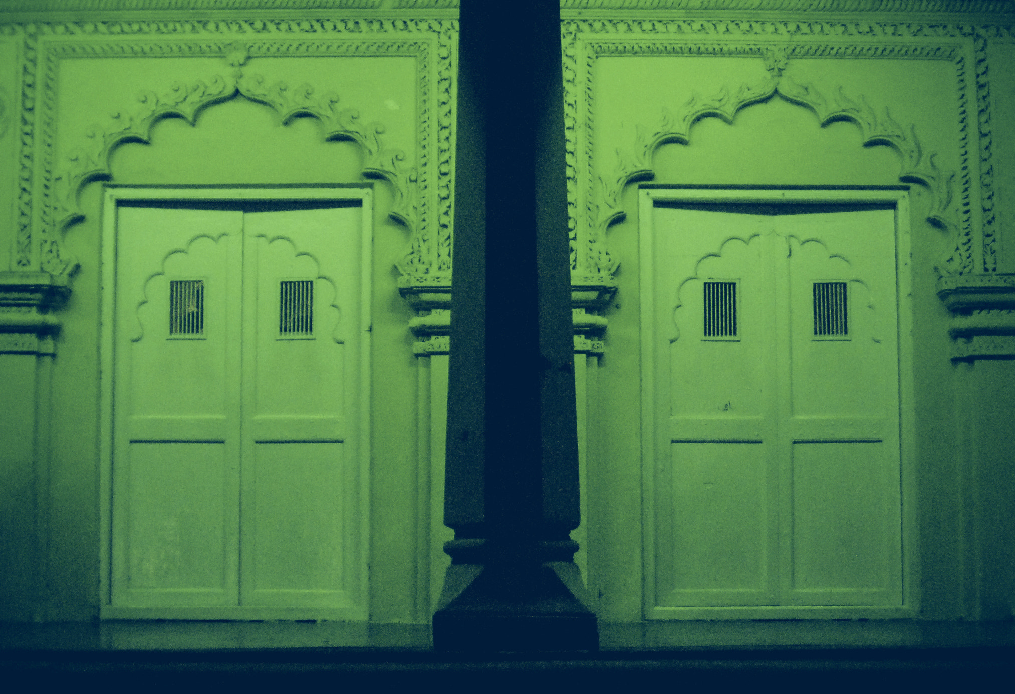 Photograph Twin Doors by Abhishek Holla on 500px