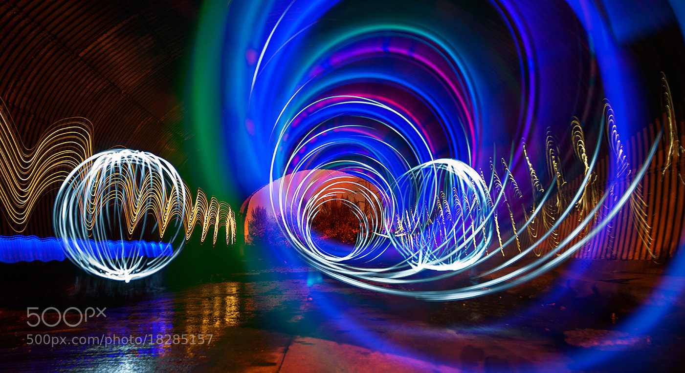Photograph Painting with light by Mike Pearce on 500px