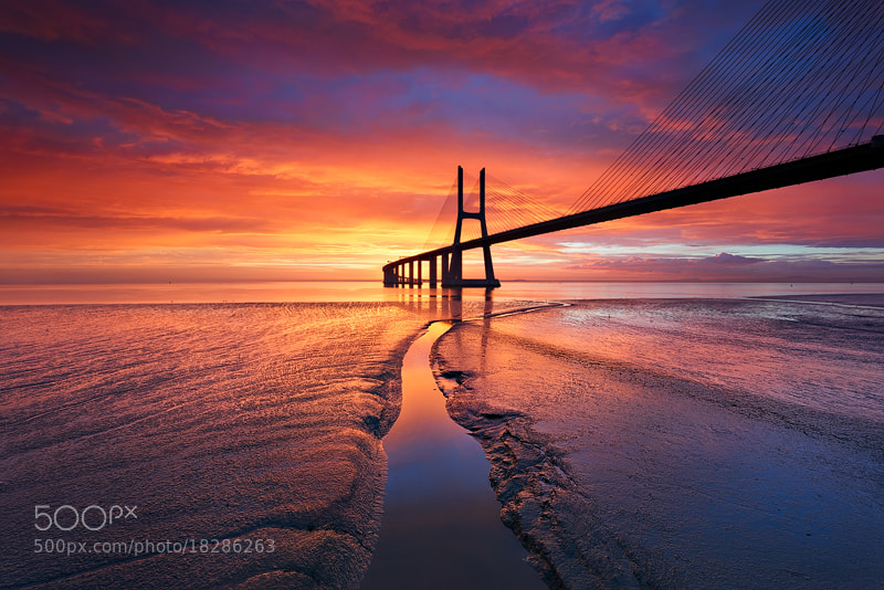 Photograph Hellish Colors by Carlos Resende on 500px