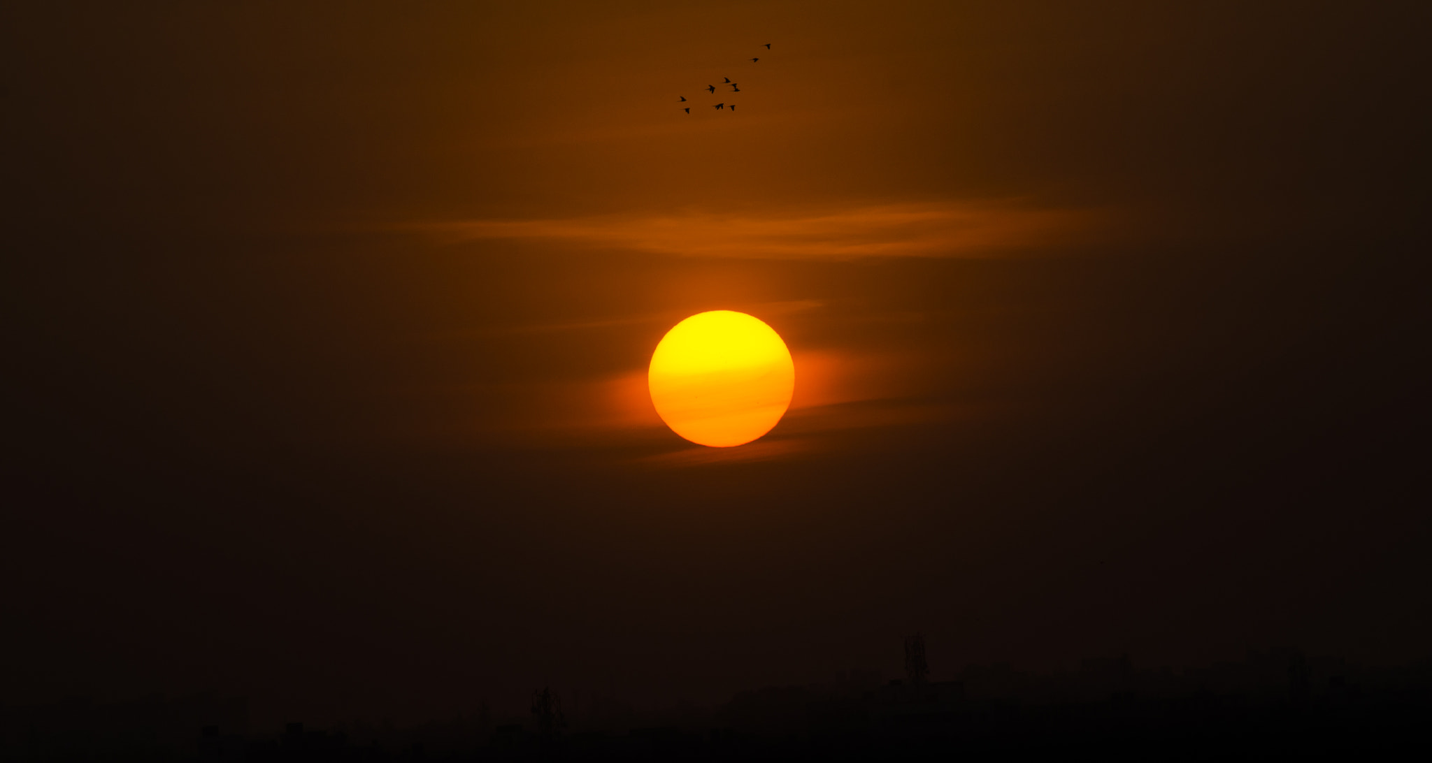 Photograph sunset by arpan choudhury on 500px