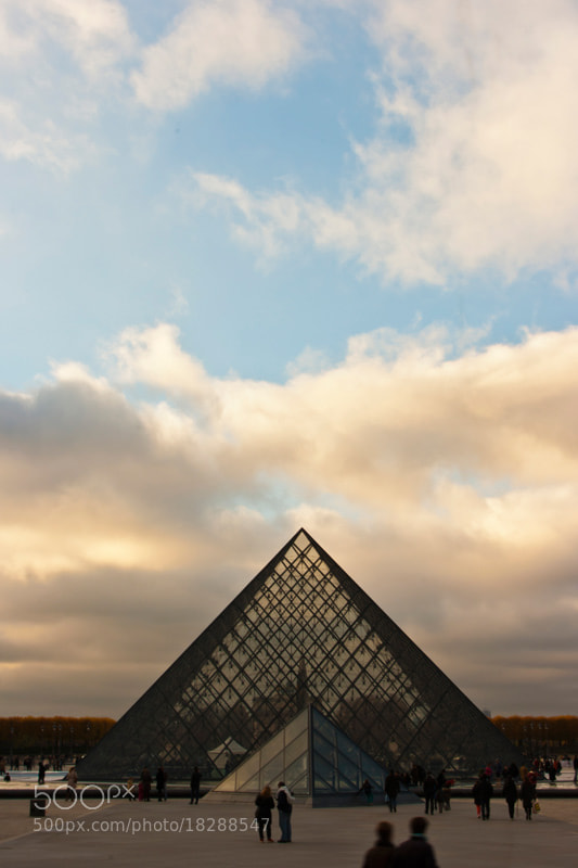 Photograph Louvre by Pedro Sanz on 500px