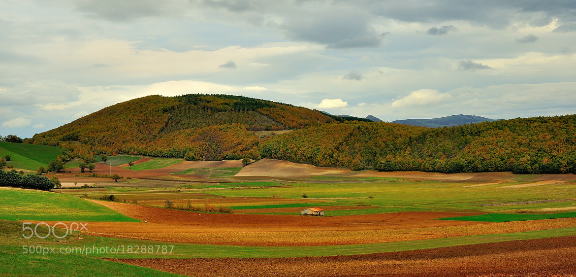 Photograph Autumn Time in Umbria. by Renato Pantini on 500px