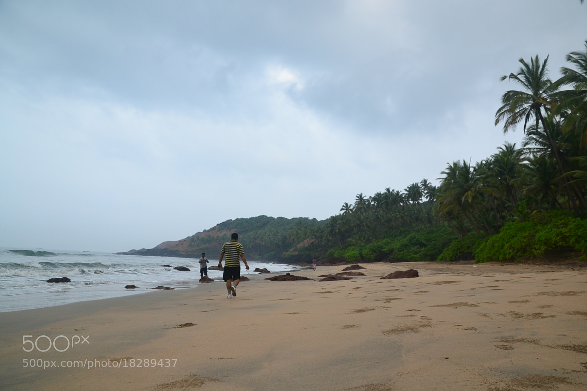 Photograph A Less known beach from Goa by mayur gogoi on 500px