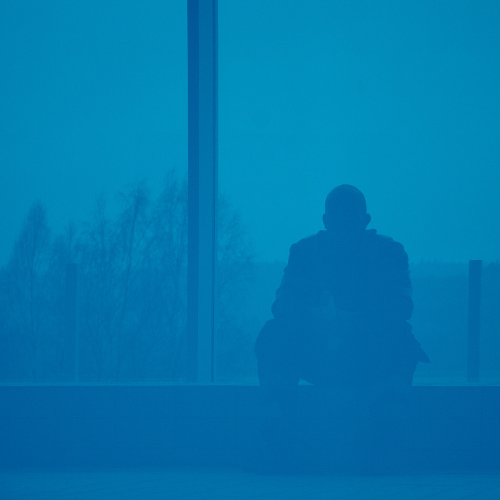 Photograph Blue boy... by Almqvist Photo on 500px