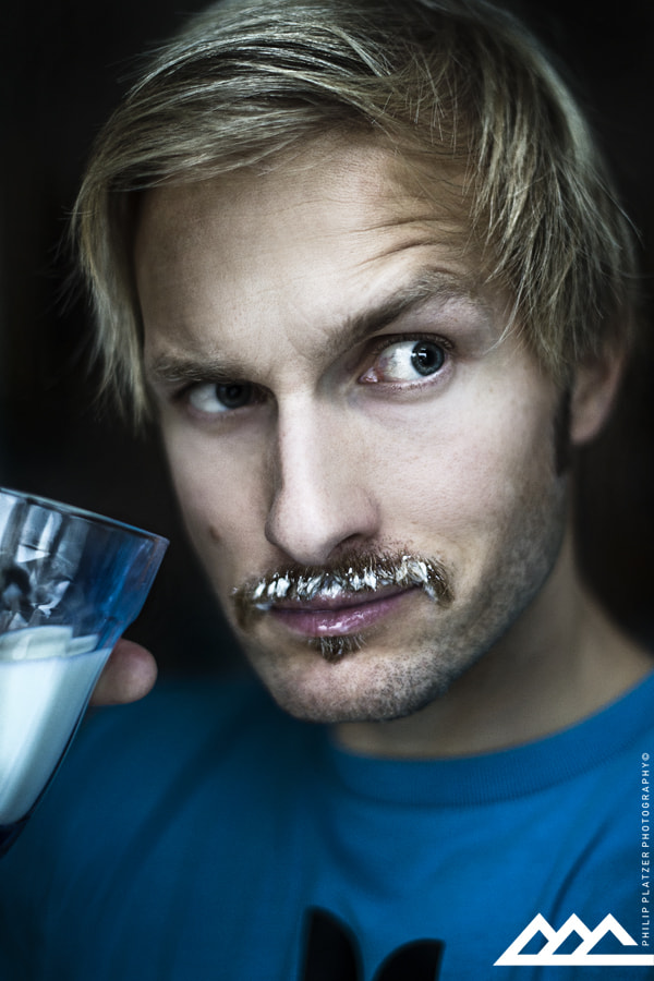 Photograph Got Milk?/Movember by Philip  Platzer on 500px
