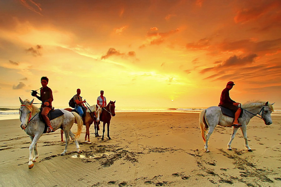 Photograph  The Riders by Agoes Antara on 500px