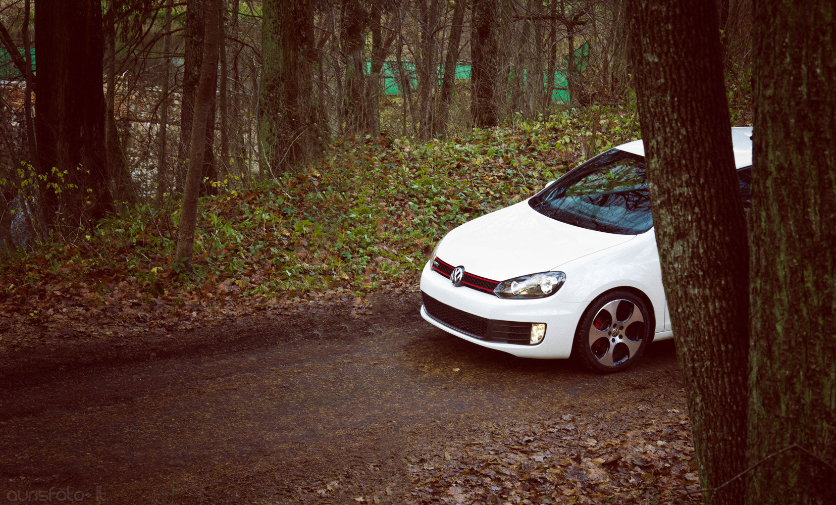 Photograph VW Golf GTI MK6 is watching you! by aurisfoto.lt  on 500px