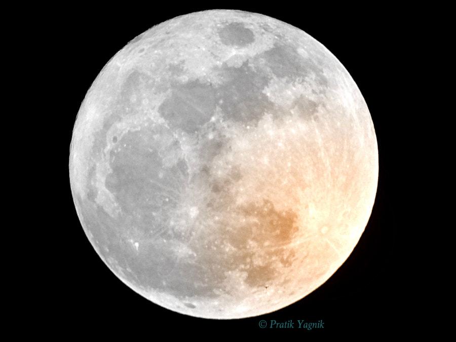 Super Moon 2016 by Pratik Yagnik on 500px.com