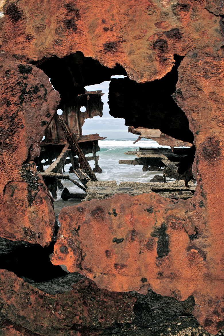 Photograph The Rusty Hole With A View by Paul Esler on 500px