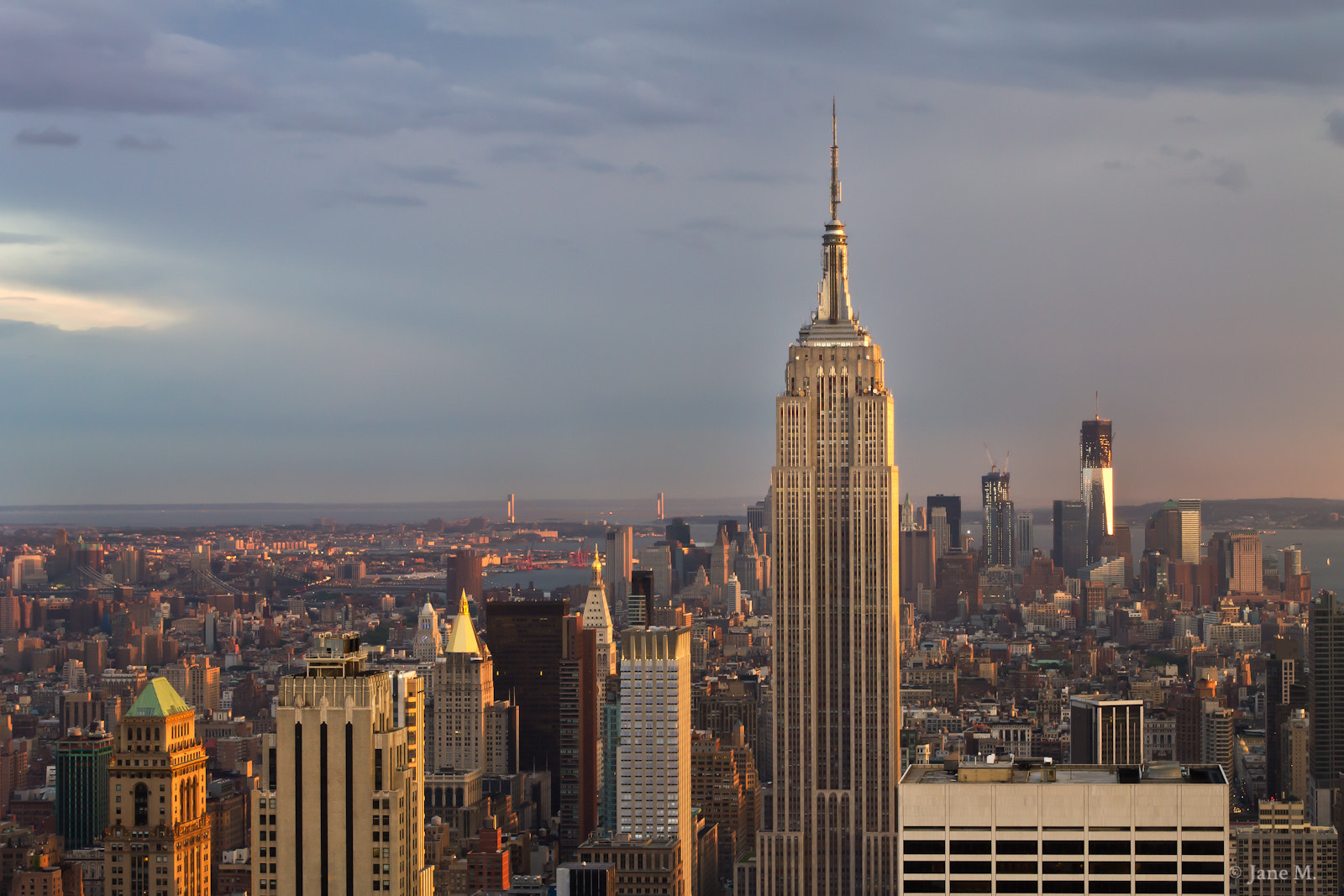 Photograph Top of the Rock by Jane Terekhov on 500px