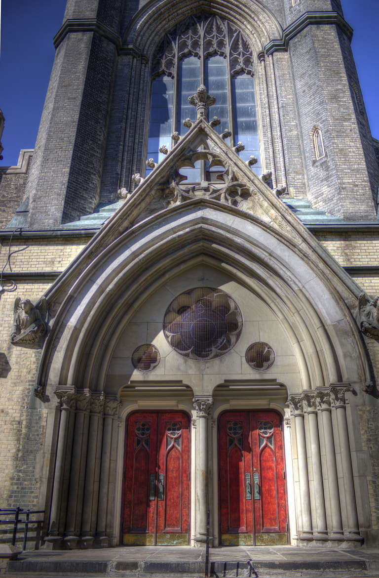 Photograph Metropolitan United Church by John Velocci on 500px