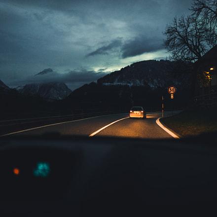 Cold RoadTrip Austria