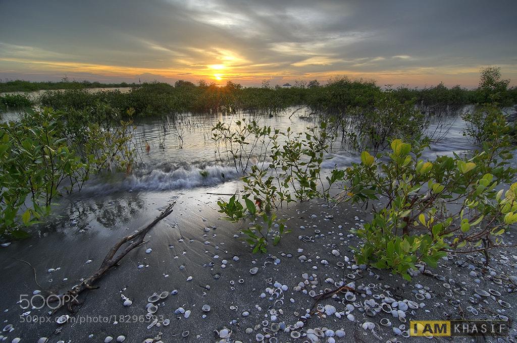 Photograph Jeram beach by Muhammad Khasif on 500px